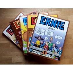 Ernie - Bøkene 1 til 5 - Selges samlet