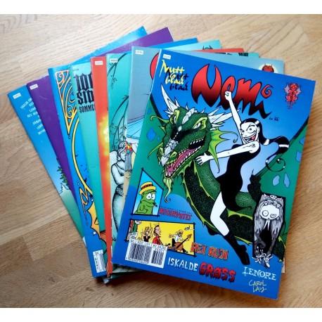 Nemi 2003 - Komplett årgang med bladene 1 til 8