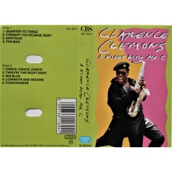 Clarence Clemons- A Night With Mr. C