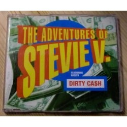 The Adventures of Stevie V.: Featuring Nazlyn Dirty Cash