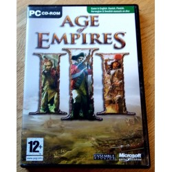 Age of Empires III (Microsoft Game Studios) - PC