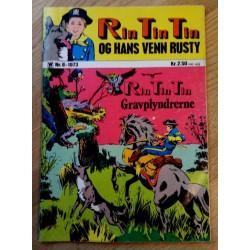 Rin Tin Tin og hans venn Rusty - 1973 - Nr. 8