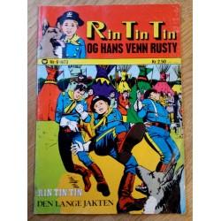 Rin Tin Tin og hans venn Rusty - 1973 - Nr. 9