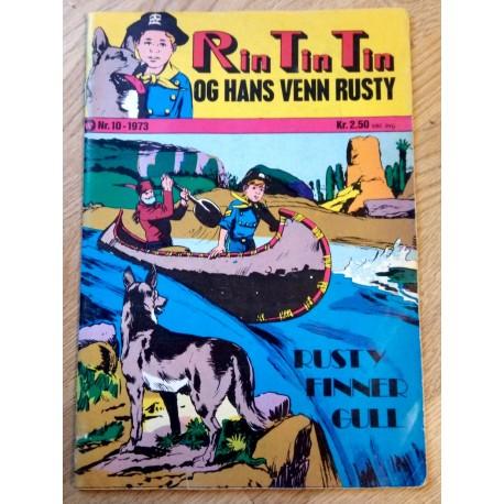 Rin Tin Tin og hans venn Rusty - 1973 - Nr. 10