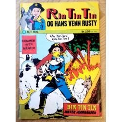 Rin Tin Tin og hans venn Rusty - 1973 - Nr. 11