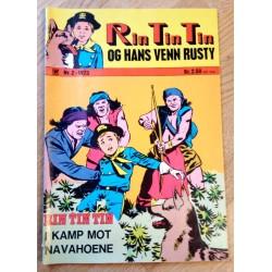 Rin Tin Tin og hans venn Rusty - 1973 - Nr. 2
