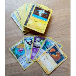 61 x Pokemonkort selges samlet