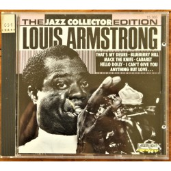 CD- Louis Armstrong