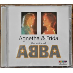 CD- Agnetha & Frida- the voice of ABBA