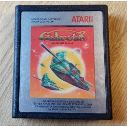 Atari 2600: Galaxian - The Arcade Classic (cartridge)