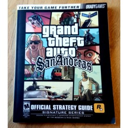 Grand Theft Auto - San Andreas - Official Strategy Guide (R)