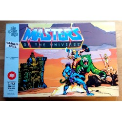 Masters of the Universe - Et spennende eventyrspill! (brettspill)