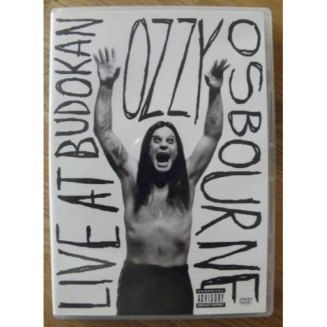 Ozzy Osbourne: Live at the Budokan