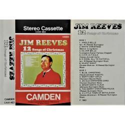 Jim Reeves- 12 Songs of Christmas
