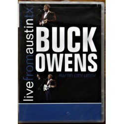 Buck Owens- Live from Austin (DVD)
