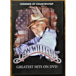 Don Williams- Greatest Hits on DVD