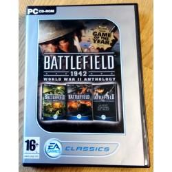 Battlefield 1942 - World War II Anthology (EA Games) - PC