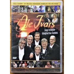 Ole Ivars- 20 beste videoer- DVD