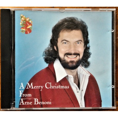 CD- A Merry Christmas From Arne Benoni
