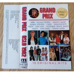 Grand Prix - Oslo 1982 - Kassett