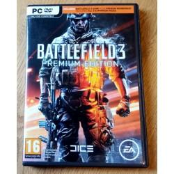 Battlefield 3 - Premium Edition (EA Games) - PC