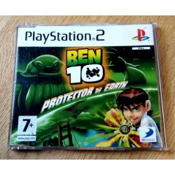 Ben 10 - Protector of Earth - Promo - Playstation 2