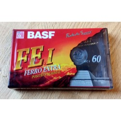 BASF FE I - Opptakskassett - Ny