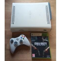 Xbox 360: Komplett konsoll med 60 GB HDD