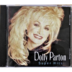 CD- Dolly Parton- Super Hits