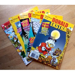5 x Donald Ekstra - Fin samling blader