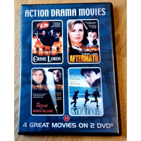 4 Great Movies on 2 DVDs (DVD)