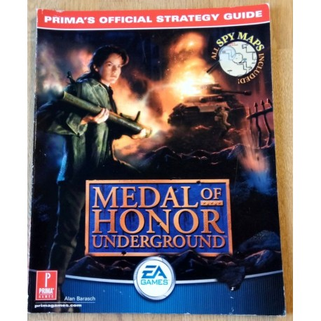 Medal of Honor - Underground - Prima's Official Strategy Guide