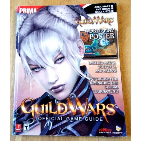 Guild Wars - Official Game Guide - Prima