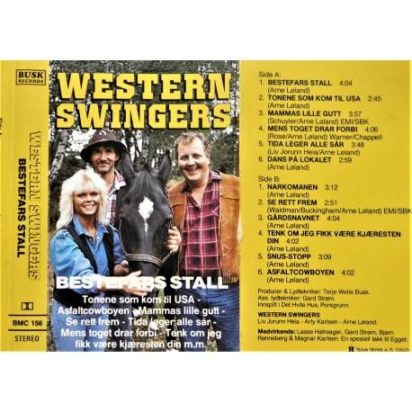 Western Swingers- Bestefars Stall