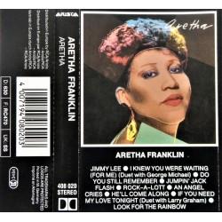 Aretha Franklin- Aretha