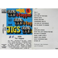 JIGS- Tio i toppar