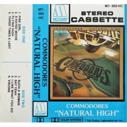 Commodores- Natural High