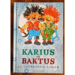 Thorbjørn Egner- Karius og Baktus