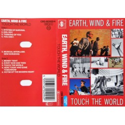 Earth, Wind & Fire- Touch the World