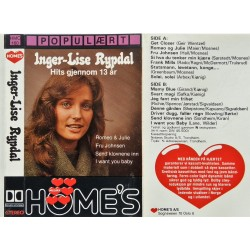 Inger-Lise Rypdal- Hits gjennom 13 år