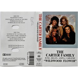 The Carter Family- Wildwood Flower