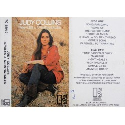 Judy Collins- Whales & Nightingales