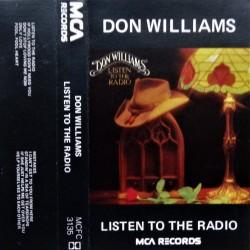 Don Williams- Listen to the Radio