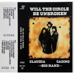 Claudia-Casino-Bighand- Will the Circle Be Unbroken