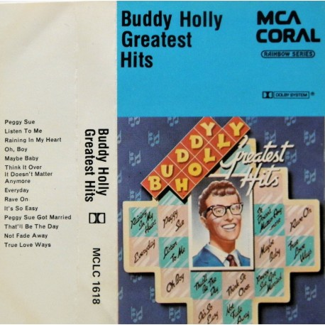 Buddy Holly- Greatest Hits