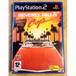 Beverly Hills Cop (blast) - Playstation 2