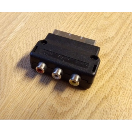 RGB til SCART-adapter