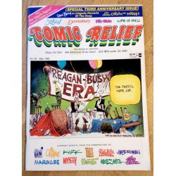 Comic Relief - 1992 - No. 36 - Laughing Matters