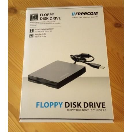 "Freecom Floppy Disk Drive - 3.5"" - USB"