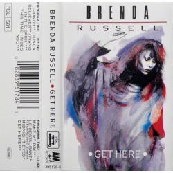 Brenda Russell- Get Here